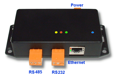 Конвертер Ethernet/RS485