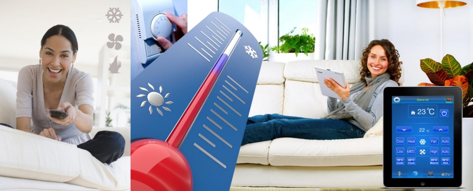 Микроклимат в домашних условиях