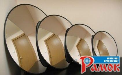 Обзорные зеркала как средство обеспечения безопасности